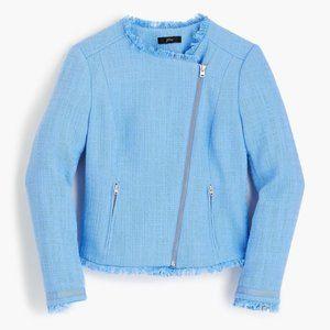 NWT. J CREW Tweed jacket